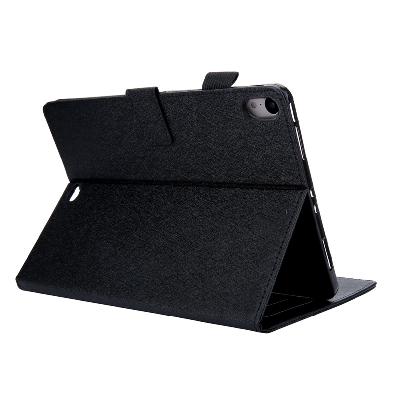 Multifunction Flip PU TPU Case For Apple iPadPro 2018 Tablet Case Wallet With Card Cover For iPadPro 11 Covers in Fitted Cases from Cellphones Telecommunications