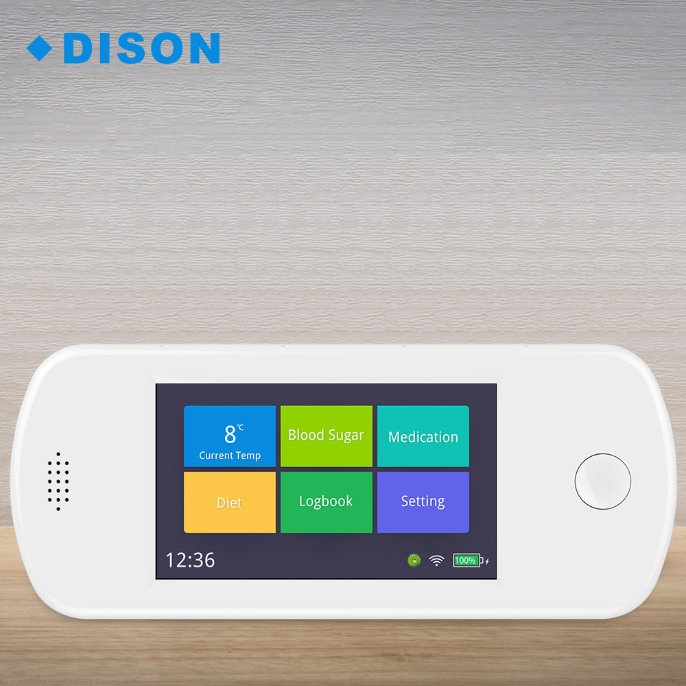 Battery operated Portable diabetic insulin cooler box/Medical fridge, AC/DC/Battery diabetic 10