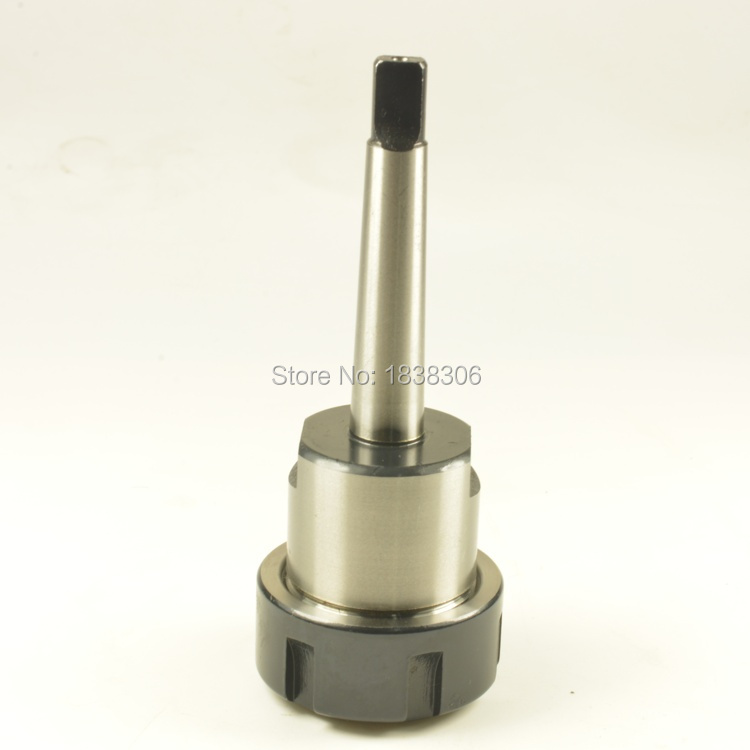 MTA1 ER25 Collet Chuck Holder Morse Taper Shank Tool MT1 ER25UM For CNC Lathe