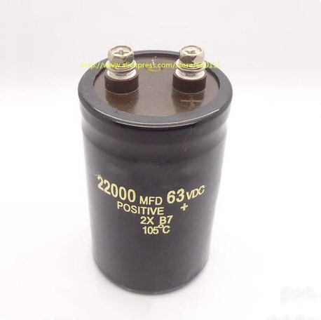 100 uF MFD 16V Radial Electrolytic Capacitor 105C Free Shipping from USA