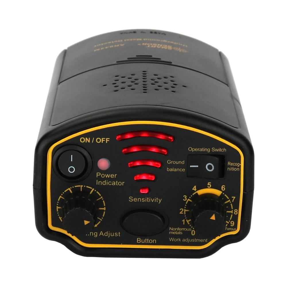 Fémdetektor föld alatti mélység1.8m / 3m AR944M szkenner-kereső - Mérőműszerek - Fénykép 4