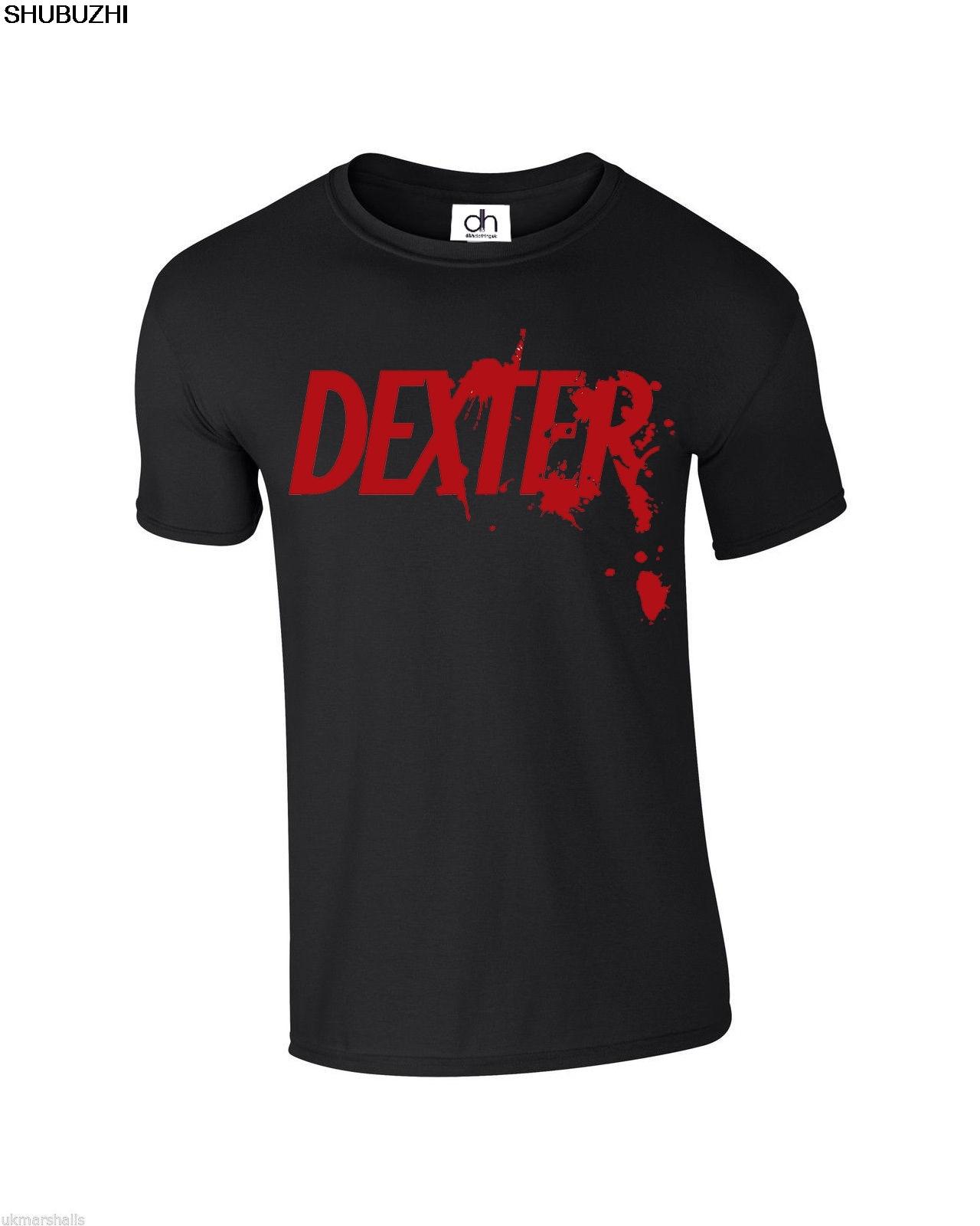 Dexter TV Show Morgan Kill Showtime Shirt Horror Limited Unique S 3XL