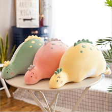 New Style Lovely Dinosaur Soft Plush Toy Stuffed Animal Doll Pillow Children Birthday Gift