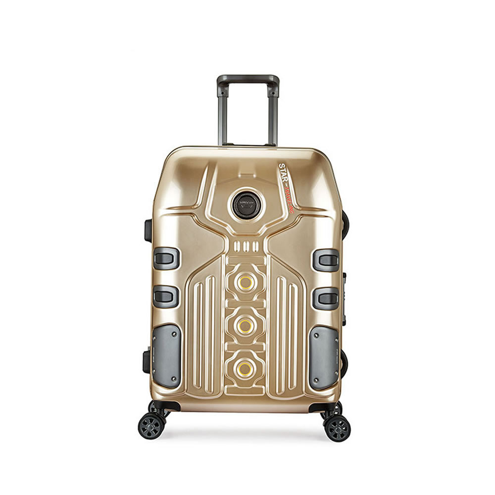 Online Buy Wholesale vintage trolley luggage from China vintage ...