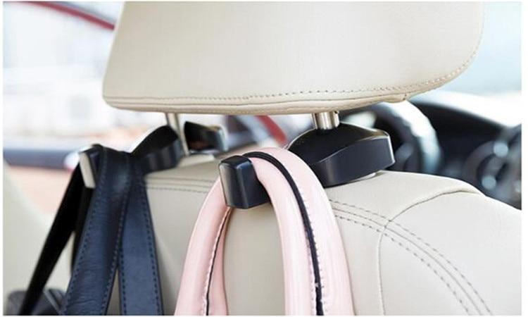 Car-styling Multifunctional hanging purchase for Toyota Camry Corolla RAV4 Yaris Highlander Land Cruiser PRADO accessories