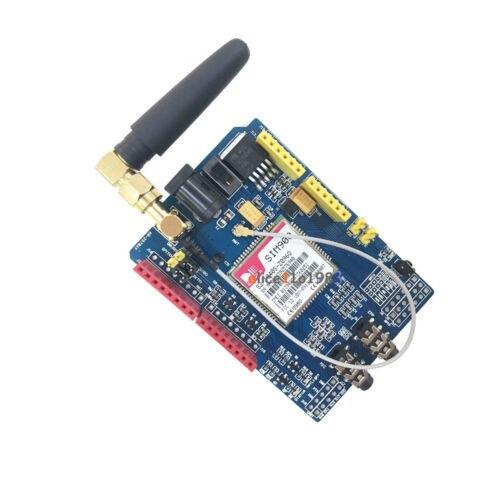 SIM900 850/900/1800/1900 МГц GPRS/GSM Модуль Совет По Развитию Комплект