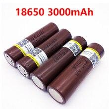 LiitoKala for LG HG2 18650 LG HG2 3000mA High Drain 20A E-Cig Battery dedicated electronic cigarette Power battery