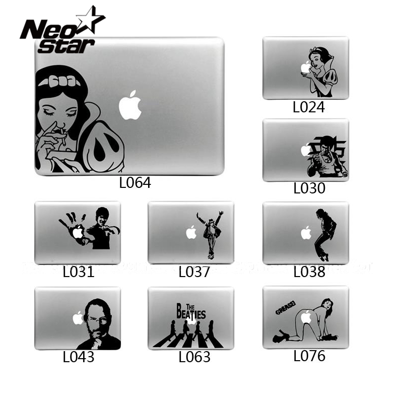 ... with Wall Protective Full-cover Vinyl Skin Decal Sticker Cover for Apple  Old Macbook Pro 13-inch 13