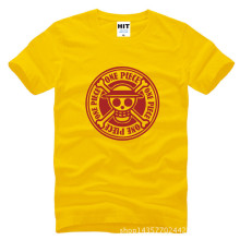 One Piece Emblem Shirt [Different Colors]