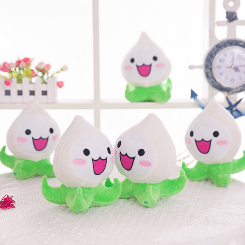 The most popular FPS games of 2016 OW Plush toys 20CM High quality PP cotton Onion small squid The childs Christmas gift