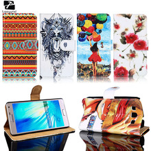 TAOYUNXI Case For Samsung Galaxy S II III S2 S3 S5 Neo Mini Active I9300 I9305 I9308 G900F G870A G800F PU Leather Bag Case Cover