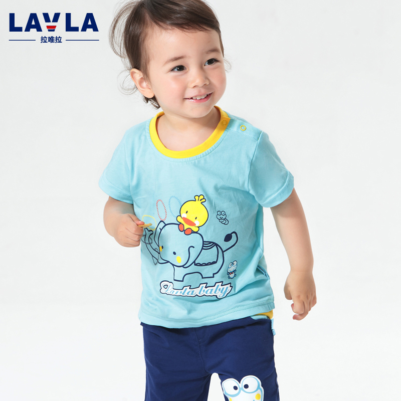 Boys Summer Casual Clothes Set Children Short Sleeve Cartoon T-shirt + Short Pants Sport Suits 2016 Boys Clothing Sets for Kids beanbus summer children s t shirts for boys casual t shirt o neck printing cartoon cotton boys short sleeved t shirt boy clothes