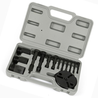 High Quality Remover and Installer Repair Tool Set Car Auto Air Conditioning R134a R12 Clutch Sucker Armature Plate Puller Kit