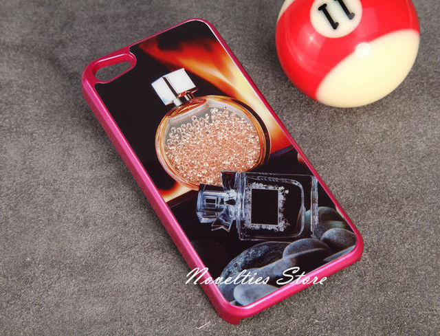 Hot Sale Rhinestone Crystal Hard Back Case Cover, Swarovski Diamond perfume Case for iPhone 4 4S, iPhone 5 with retail package