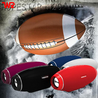 WPAIER H20 Rugby Wireless Bluetooth Speaker Outdoor Portable Waterproof Sound Box Shock And Top Quality Subwoofer