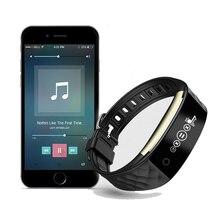 20 шт. Bluetooth 4.0 S2 Смарт Браслет Пульсометр Спортивные IP67 Водонепроницаемый OLED Smartband Браслет Для Android IOS