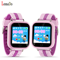 Lemado Q750 Cute GPS Smart watch WIFI+BDS+LBS+AGPS kids watch anti-dropped alarm pedometer for child PK q90