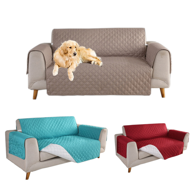 Modern Solid Color Pet Sofa Cover Protection Cover Dog/Cat Pets Non Slip  Sofa Cover Child Seater Chair Covers-in Sofa Cover from Home & Garden on ...
