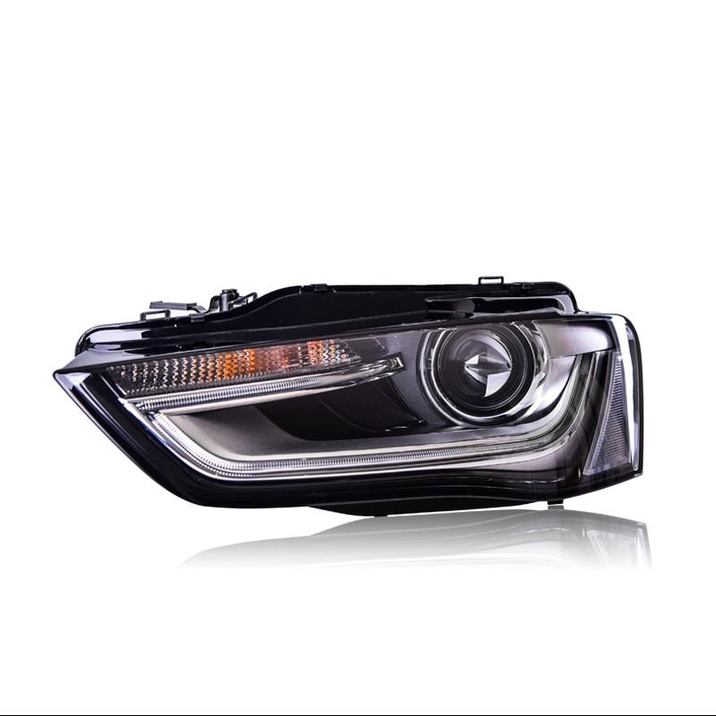 Brand New LED Eagle Eye DRLs HID Bi-Xenon Projector Len Headlight For Audi A4 A4L 2013-2016 сварочный инвертор patriot 170 dc