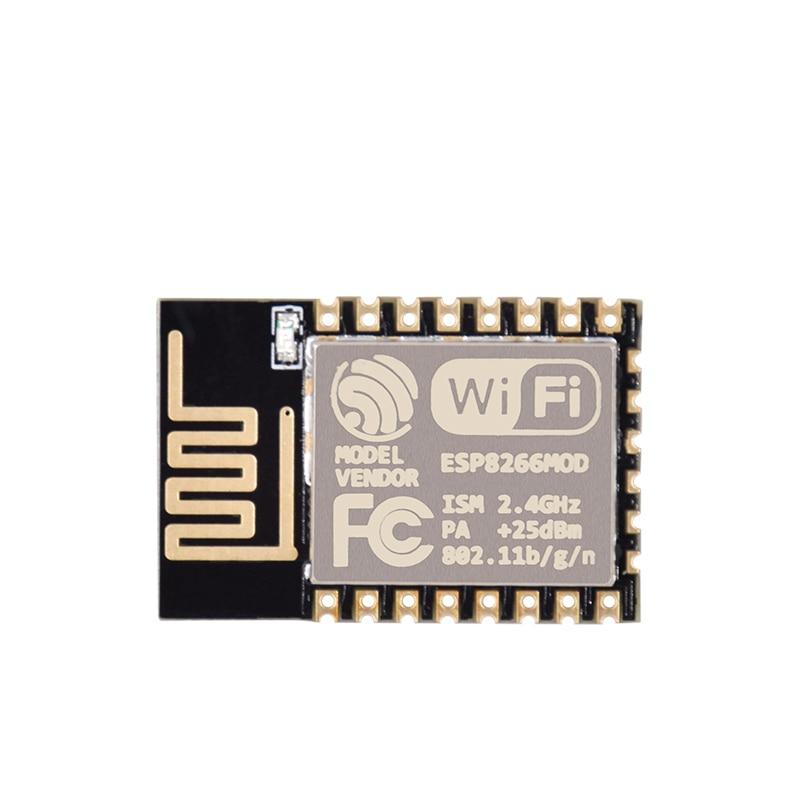 10pcs/lot New version ESP-12E (replace ESP-12) 10pcs/lot ESP8266 remote serial Port WIFI wireless module