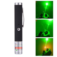 Green Laser Pointer USB Rechargeable Laser Light Built-in Battery Lazer Pen Military Lasers [category]