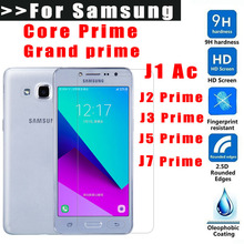 MLLSE Tempered glass For Samsung Galaxy Grand prime 2016 J1 Ace J2 J3 J5 J7 Prime screen protector glass Film for G360 G530