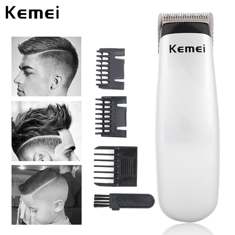 Razor Hair Trimming Tools Barber Trimmers Health Beauty Shaving Painless Clippers Fashion Mini Silvery For Kemei