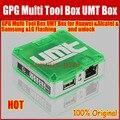 2016 100% Оригинал Конечной Multi Tool Box UMT Коробка Для Cdma Разблокировать, flash, Sim-блокировки Удалить