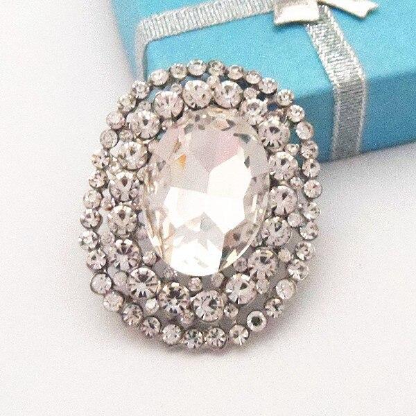 Utei Брошь для свадьбы Потрясающие Чешские кристаллы Булавки яблоко брошь фантастические Для женщин Фрукты Брошь Булавки Свадебные Шпильки