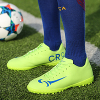 Indoor Non slip Spikes AG TF Training Soccer Shoes Unisex Daily Training Football Sports Shoes Children American Soccer Shoes