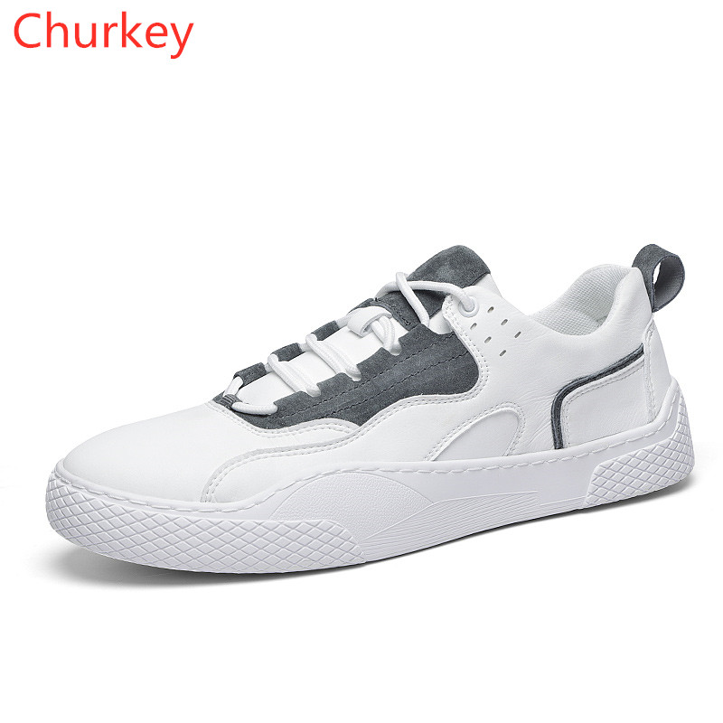 Men Sports Shoes Men Outdoor Casual Shoes Fashion Comfortable Wear Shoes Men Flat Vulcanized Shoes 39-44(China)
