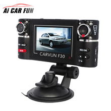 Sale F30 Car DVR 2.7″ TFT LCD HD 1080P Dual Camera Rotated lens Vehicle Driving Digital Night Vision Camcorder Dvrs