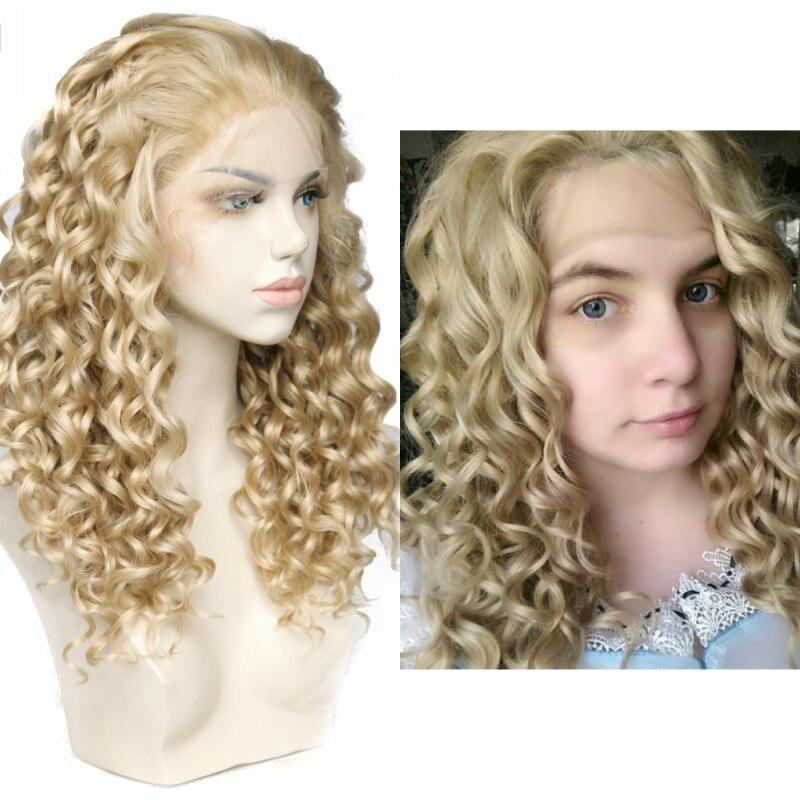 Kinky white girl