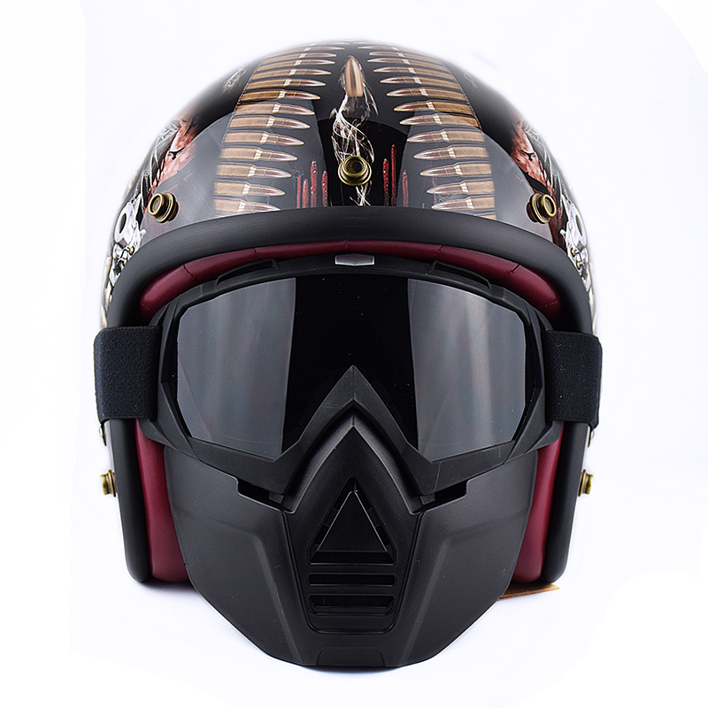 2019 New Wholesales Motorcycle Goggles Windproof Outdoor Sports Mask Glasses Detachable Modular Motocross Goggles Lunette Moto