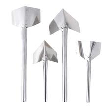 1 шт. шпатлевка из нержавеющей стали для гипсокартона скребки Инь Ян строительные инструменты наполнитель нож скребок штукатурка строительный инструмент