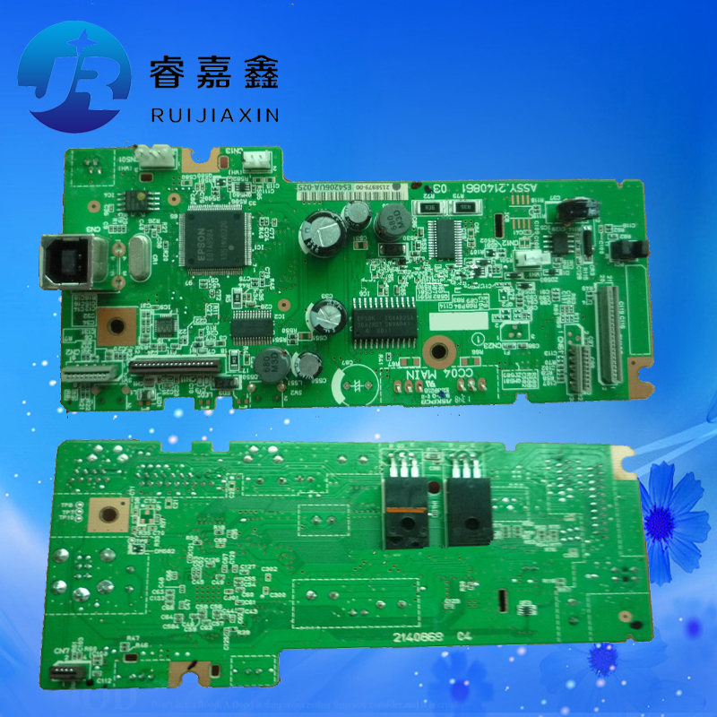 все цены на High Quality Original Main Board Compatible For Epson L355 L358 355 358 Formatter Main Logic Board Mother board онлайн