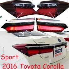 Corolla fanale posteriore, di Sport, 2016 anni, corolla posteriore luce, altis, corolla luce di nebbia, auris, corolla faro, tundra, corolla fanale posteriore