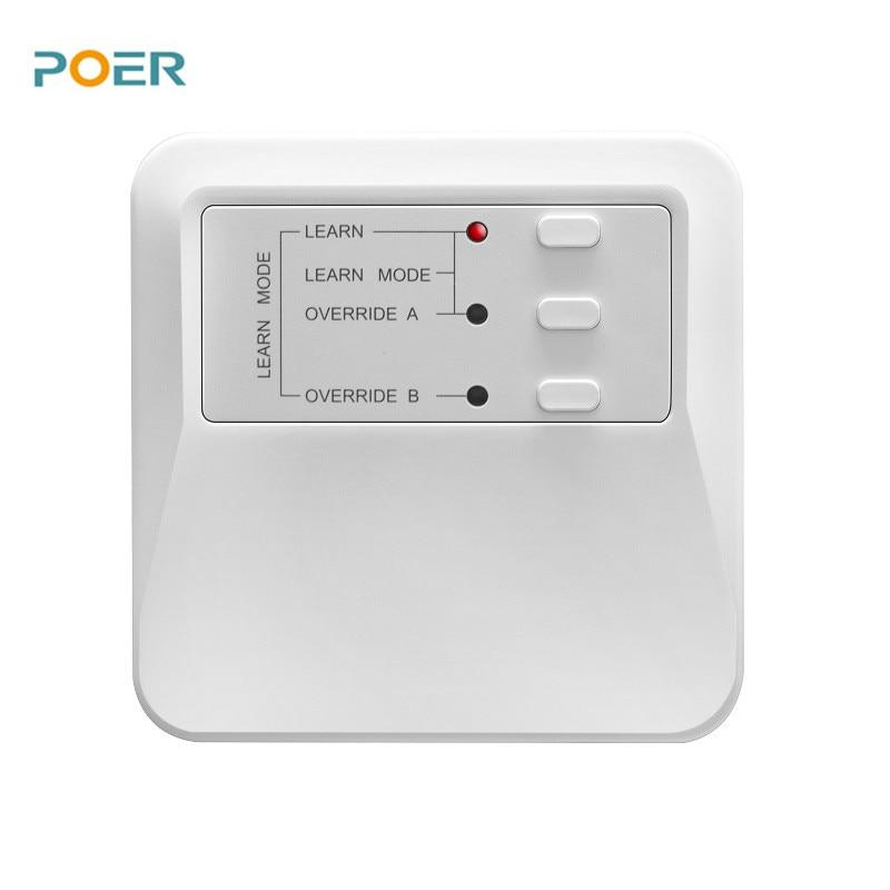 Termoregulaatori programmeeritav traadita ruumi digitaalne wifi - Mõõtevahendid - Foto 3