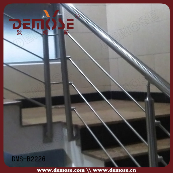 High Quality Stainless Steel Stair Railing Handrail Designs Foshan Suppliers