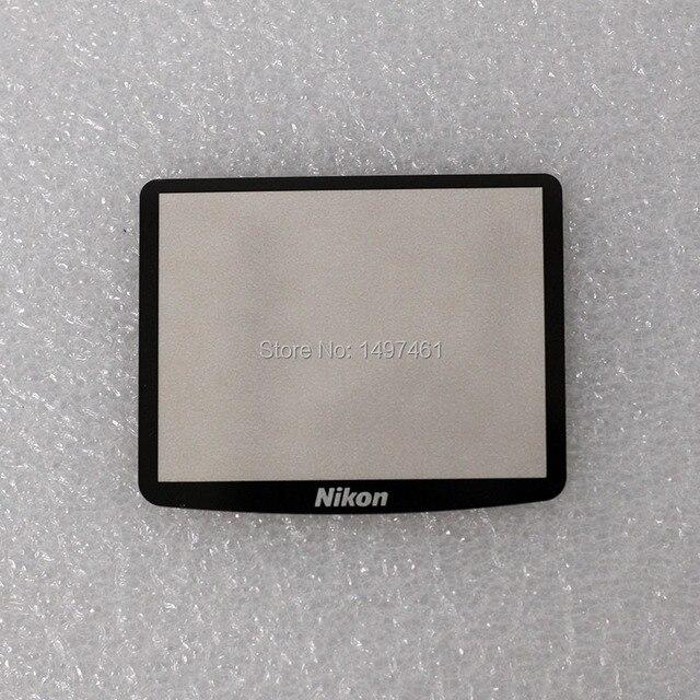 Pièces de réparation de verre de protection décran LCD externe/externe pour Nikon D90 SLR