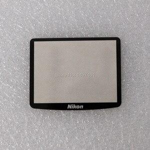 Image 1 - Zewnętrzne/zewnętrzne LCD ochronne na ekran szkło do naprawy części do Nikon D90 SLR