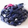 """Natural Lapis lazuli stone 13x18mm water drop beads diy loose Beads 15""""B601"""