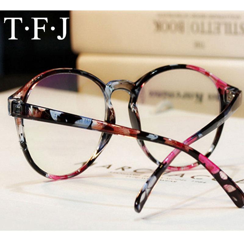 6cf073902e 2016 Vintage Optical Eye Glasses Frames for Women and Men Peoples Big Frame  Myopia Spectacles Eyeglasses