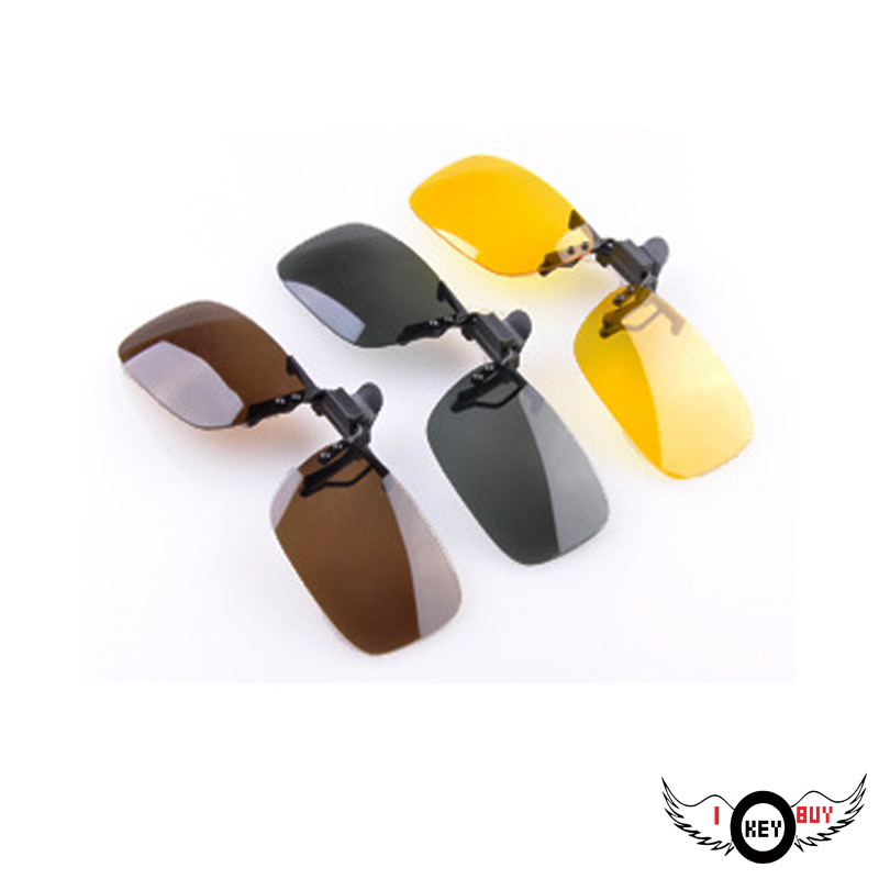 Multi - Function Driver Goggles Car Glasses Sunglasses Clip I Key Buy For Driving Cycling Fishing Skiing Field Travel