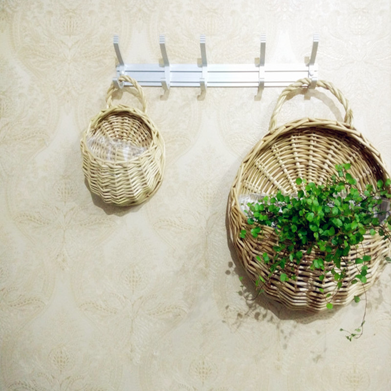 Hanging Wall Basket hanging wall baskets promotion-shop for promotional hanging wall