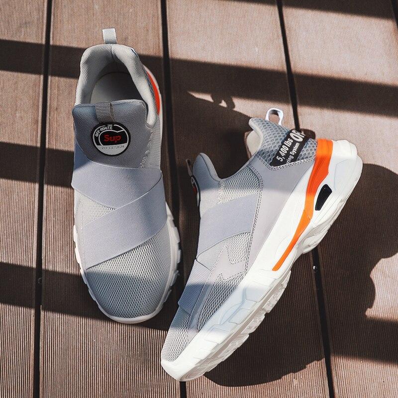 Begeistert Offizielle Original Authentische Männer Höhe Zunehmende Laufen Im Freien Sport Antislip Marke 90 Schuhe Deportiva 270 Max 44 Sneaker