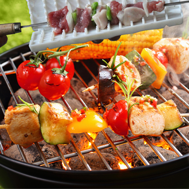 1-pcs-Meat-Grill-Tools-White-Wear-String-BBQ-Tools-Multi-function-Barbecue-Skewer-Machine-Wear (2)