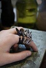 Retro Animal Rabbit Ring Size Free Adjustable 12pcs lot Antique Bronze Antique Silver Gun Black 3