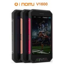 Оригинальный Oinom V1600 IP68 Quad сердечники 2 ГБ Оперативная память 16 ГБ Встроенная память 4.7 дюймов 4 г LTE мобильный телефон Android 5.1 8.0MP 3000 мАч Водонепроницаемый телефон