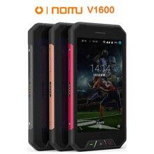 Original OINOM V1600 IP68 Quad Cores 2 GB RAM 16 GB ROM 4.7 pulgadas 4G LTE Teléfono Móvil Android 5.1 8.0MP 3000 mAH Teléfono A Prueba de agua